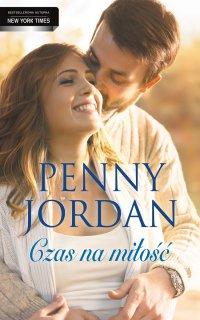 Czas na miłość - Penny Jordan - ebook