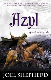 Azyl - Joel Shepherd - ebook