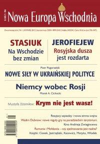 Nowa Europa Wschodnia 1/2015 - Opracowanie zbiorowe - eprasa