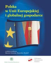 Polska w UE i globalnej gospodarce - Opracowanie zbiorowe - ebook