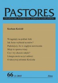 Pastores 66 (1) 2015 - Opracowanie zbiorowe - eprasa