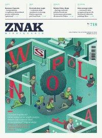 Miesięcznik Znak. Marzec 2015