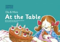 At the Table. Nauka angielskiego dla dzieci 2-7 lat - Monika Nizioł-Celewicz - ebook