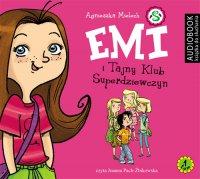 Emi i Tajny Klub Superdziewczyn - Agnieszka Mielech - audiobook