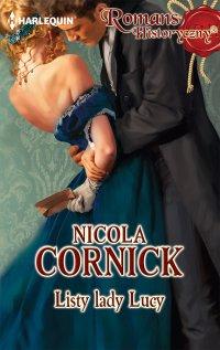 Listy lady Lucy - Nicola Cornick - ebook