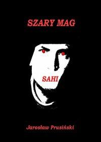 Szary mag. Sahi - Jarosław Prusiński - ebook