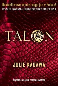 Talon - Julie Kagawa - ebook
