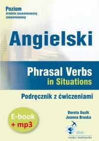 Angielski. Phrasal verbs in Situations. Podręcznik z ćwiczeniami + audiobook - Dorota Guzik - audiobook