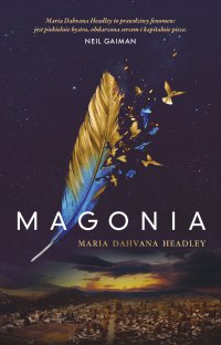 Magonia - Maria Dahvana Headley - ebook