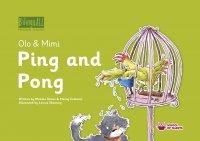 Ping and Pong. Nauka angielskiego dla dzieci 2-7 lat - Monika Nizioł-Celewicz - audiobook