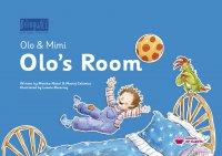 Olo's Room. Nauka angielskiego dla dzieci 2-7 lat - Monika Nizioł-Celewicz - audiobook