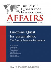 The Polish Quarterly of International Affairs 3/2014 - Paweł Tokarski - eprasa