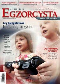 Miesięcznik Egzorcysta. Kwiecień 2015 - Opracowanie zbiorowe - eprasa