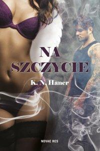 Na szczycie - K.N. Haner - ebook