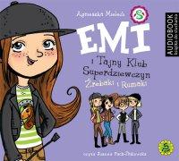 Emi i Tajny Klub Superdziewczyn. Tom 5. Źrebaki i rumaki - Agnieszka Mielech - audiobook