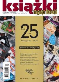 Magazyn Literacki KSIĄŻKI 4/2015