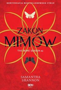 Czas Żniw. Tom 2. Zakon Mimów - Samantha Shannon - ebook