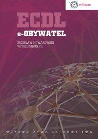 ECDL e-obywatel - Zdzisław Nowakowski - ebook