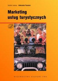 Marketing usług turystycznych - Andrzej Panasiuk - ebook