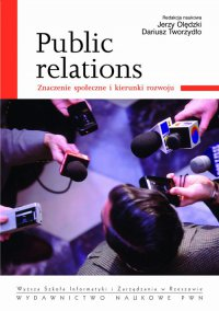 Public relations - Dariusz Tworzydło - ebook
