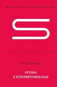 Studia z etnometodologii - Harold Garfinkel - ebook