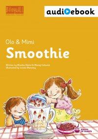 Smoothie. Ebook + audiobook. Nauka angielskiego dla dzieci 2-7 lat
