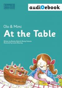 At the Table. Ebook + audiobook. Nauka angielskiego dla dzieci 2-7 lat.