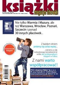 Magazyn Literacki KSIĄŻKI 5/2015