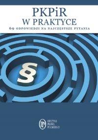 PKPiR w praktyce- 69 odpowiedzi na najczęstszepytania