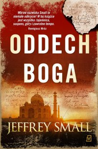 Oddech Boga - Jeffrey Small - ebook
