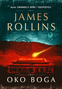 Oko Boga - James Rollins - ebook