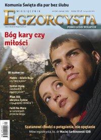 Miesięcznik Egzorcysta. Czerwiec 2015 - Opracowanie zbiorowe - eprasa