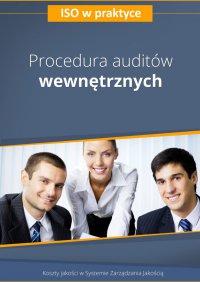 Procedura auditów wewnętrznych. Wydanie 3