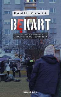 Bękart - Kamil Cywka - ebook