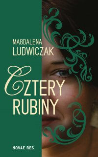 Cztery rubiny - Magdalena Ludwiczak - ebook
