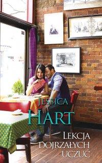 Lekcja dojrzałych uczuć - Jessica Hart - ebook