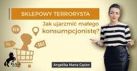 Sklepowy Terrorysta. Jak ujarzmić małego konsumpcjonistę? - audiobook