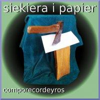 Siekiera i papier (teksty) - Comporecordeyros - ebook
