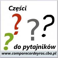 Części do pytajników (teksty) - Comporecordeyros - ebook