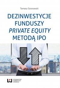 Dezinwestycje funduszy private equity metodą IPO