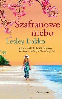 Szafranowe niebo - Lesley Lokko - ebook