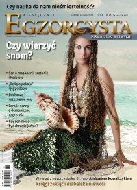 Miesięcznik Egzorcysta. Sierpień 2015 - Opracowanie zbiorowe - eprasa