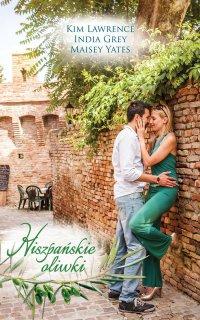 Hiszpańskie oliwki - Kim Lawrence - ebook