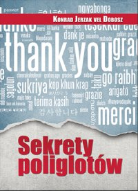 Sekrety poliglotów - Konrad Jerzak vel Dobosz - ebook