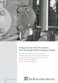 Energy security oftheV4countries.  How do energy relations changein Europe