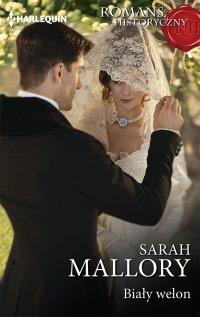 Biały welon - Sarah Mallory - ebook