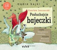 Posłuchajcie bajeczki - Czesław Janczarski - audiobook