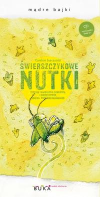 Świerszczykowe Nutki - Czesław Janczarski - audiobook