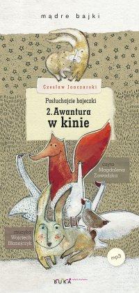 Posłuchajcie bajeczki: Awantura w kinie - Czesław Janczarski - audiobook