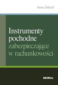 Instrumenty pochodne zabezpieczające w rachunkowości - Anna Żebruń - ebook